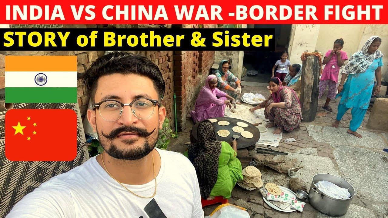 Mera Bhai 22 Saal di Umar ch India China Di Ladai ch Saheed Ho Geya | Bhut Yaad Aundi a Ohdi