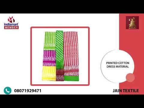 Manufacturer of Chiffon Dress Material