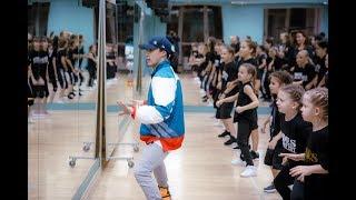 Мастер-класс солиста балета TODES Артёма Хвана, школа TODES-Калуга, 12.12.2018