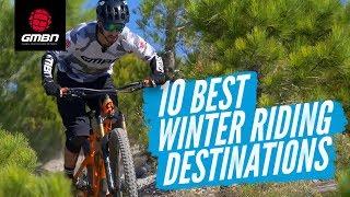 10 Winter MTB Riding Destinations Around The World