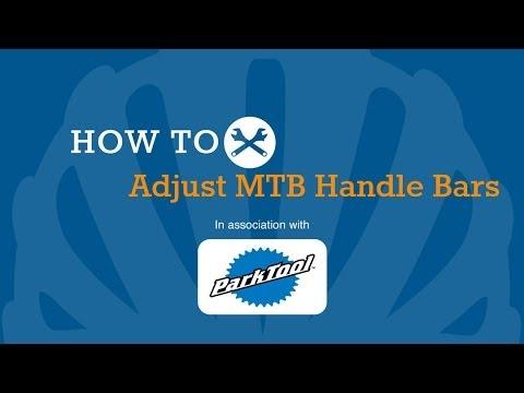 How To Adjust Mountain Bike Handle Bars