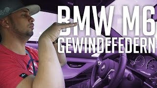 JP Performance - BMW M6 | Gewindefedern