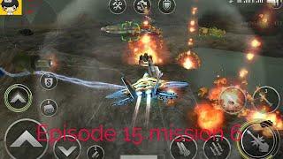 Gunship battle HD gameplay, Episode 15 mission 6, oblivion