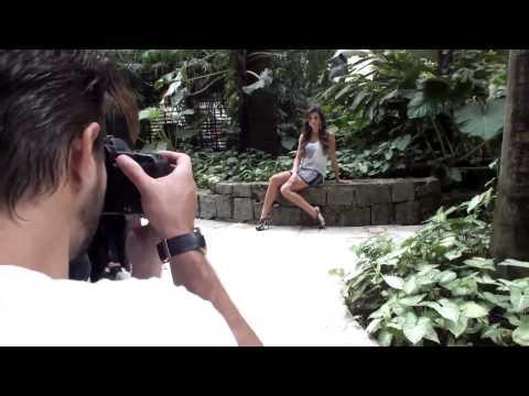 Bruna Marquezine - Ensaio Fotográfico ( Making OF )