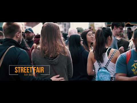 Seattle U-District Street Fair 5/20/18