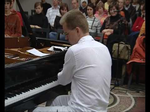 Ondrej Kabrna At The Jazz Goes To Town 2008