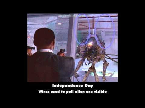 Independence Day (1996) Movie Mistakes