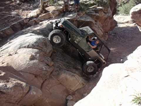 Upper Heldorado, Moab - Justin