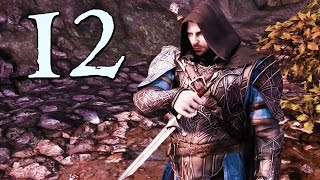 Shadow of Mordor Gameplay Walkthrough Part 12 - The Fell Beast and The Wraith