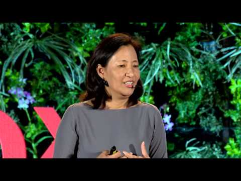 Designing for People Living on A Dollar A Day | Debbie Aung Din | TEDxInyaLake
