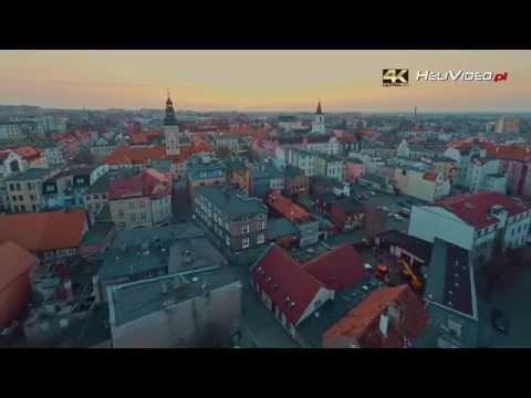 Zielona Góra is beautiful - by Helivideo.pl