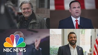 Four Former Trump Aides Subpoenaed in Jan. 6 Capitol Riot Investigation