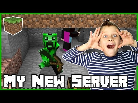 My New Minecraft Server