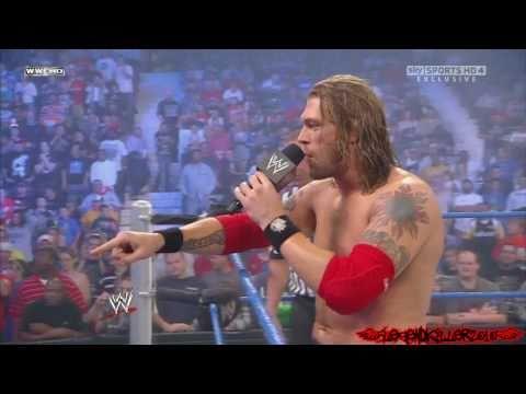 WWE Edge Return (from WWE SmackDown 10.08.10) HD