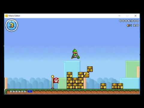 My First Level (Mario Editor)