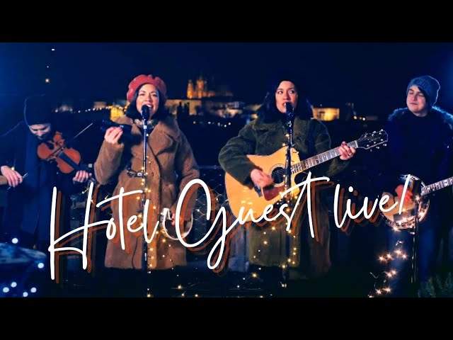 20 Minutes - Hotel Guest (Live from Střecha Lucerny)