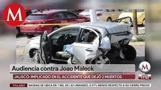 Joao Maleck Podría Salir De Prisión Si Logra Acuerdo Con Familia De Las Víctimas