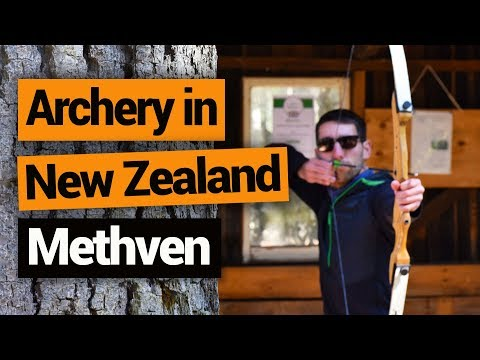 Archery in Methven – New Zealand's Biggest Gap Year – Backpacker Guide New Zealand