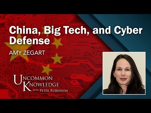 China, Big Tech, and Cyber Defense: The World According to Zegart