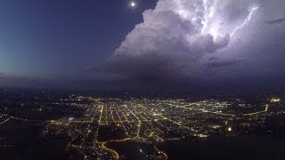 Tormenta Eléctrica sobre Tandil - Flown With Dragon Link thumbnail