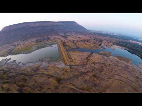 Experiments with a 3DR Drone, Aurangabad, Maharashtra