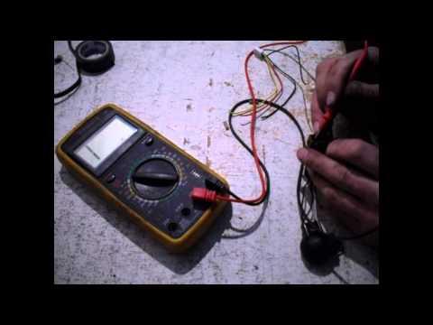 Как проверить катушку зажигания на ВАЗ-2112 16 клапанов: видео