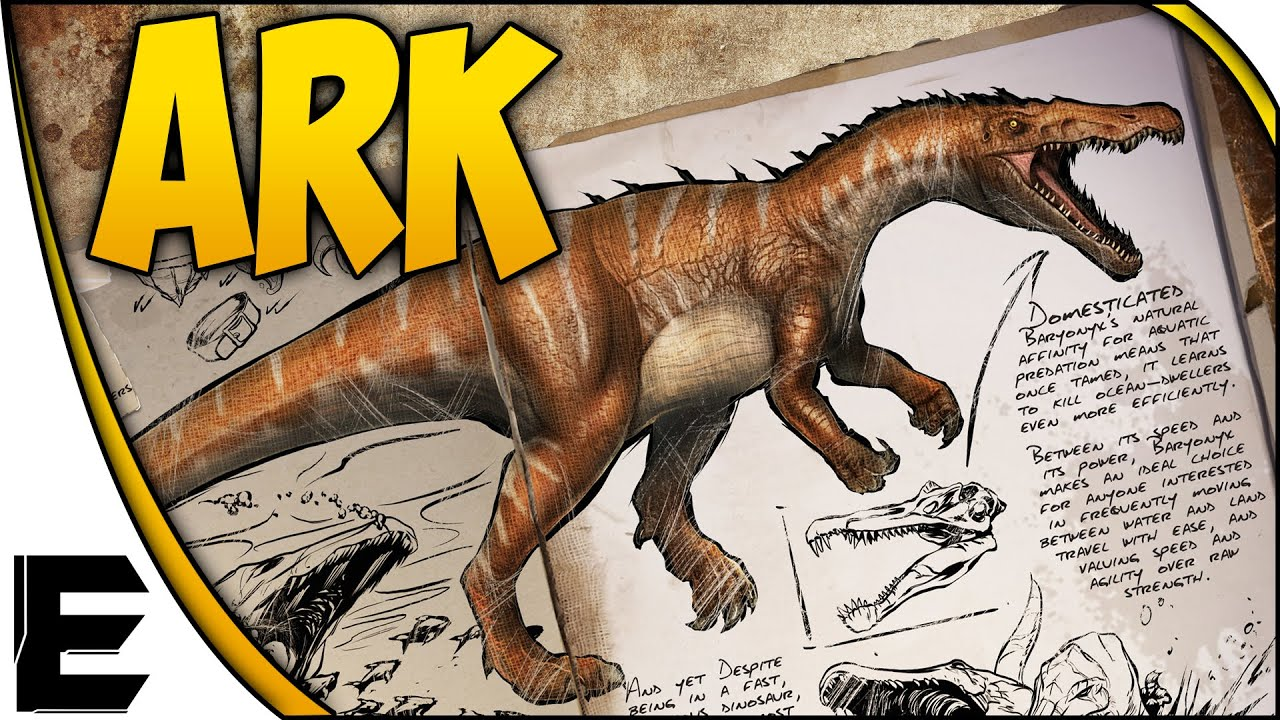 Ark survival evolved update gigantopithecus baryonyx ark survival evolved update gigantopithecus baryonyx mesopithecus more youtube malvernweather Image collections