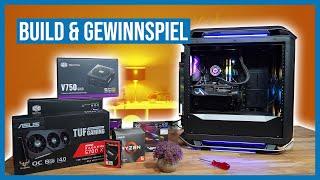 2000 Euro Gaming-PC bauen & verlosen - Instagram 100K-Special