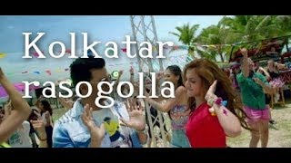 Kolkatar Rasogolla(cockpit) Dav, Koel, Full HD Song New Movie 2017