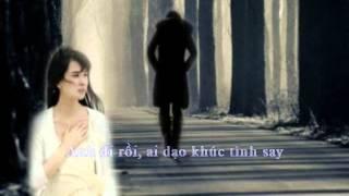 ANH ĐI RỒI  - Thơ: Mai Hoài Thu - Diễn ngâm: Nghệ sĩ Hồng Vân