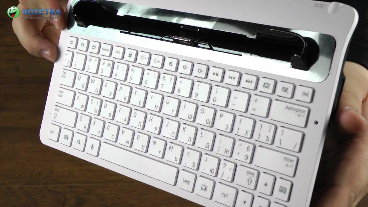 Samsung Galaxy Tab 8.9 Keyboard Dock