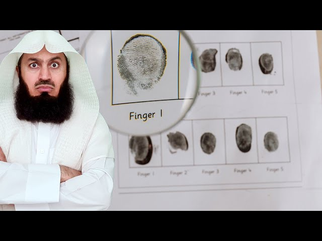 This Explains everything about Accusations! - Mufti Menk