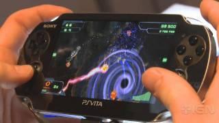Super Stardust Delta - E3 2011: Off-Screen Demo Part 1