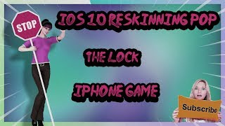 iOS 10 Reskinning Pop the Lock iPhone game . Code included : About your instructor