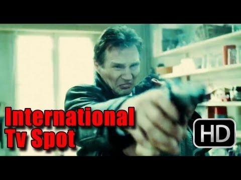 Taken 2 International TV Spot (2012) - Starring Liam Neeson, Maggie Grace Movie HD