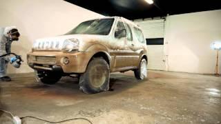 Suzuki Jimny - PLASTI DIP Antracit thumbnail