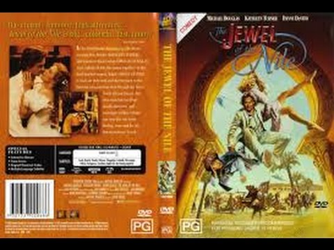 The Jewel Of The Nile 1985 With Kathleen Turner Danny Devito Michael Douglas Movie