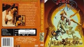 The Jewel of the Nile (1985) with Kathleen Turner, Danny DeVito, Michael Douglas Movie