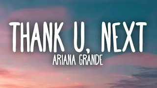 Ariana grande thank u next (cover).