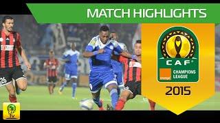 El Hilal vs U.S.M Alger | 2015 Orange CAF Champions League | Semi-Final (1st Leg) 2017 Video