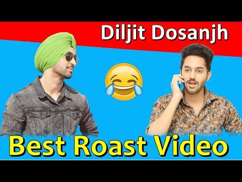 Diljit Dosanjh | Latest Punjabi Songs Roast Video | Prince Dhimann