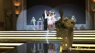 수원WI웨딩홀 뮤지컬웨딩 바람그림결혼식뮤지컬오프닝이벤트…