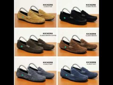 0857-3221-7093 AGEN SEPATU CASUAL SLOP BOOTH - YouTube d6282f1ee9