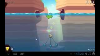 Cut The Rope 2 (Level 37 38 39 40 41 42) - GamePlay HD