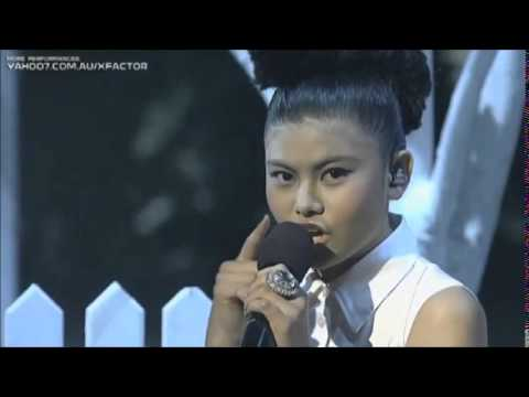 Marlisa Punzalans Journey   Shows 1 to 5  The X Factor Australia 2014