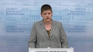 Tiesiogiai iš Prezidentūros: komentarai dėl Covid-19 viešųjų pirkimų