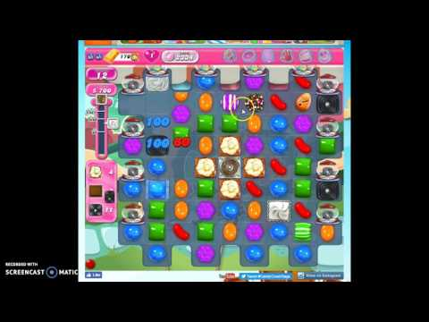 Candy Crush Level 2334 help w/audio tips, hints, tricks