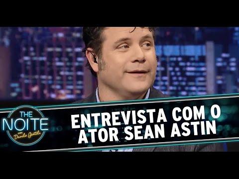 The Noite (05/12/14) - Entrevista com Sean Astin, de Os Goonies