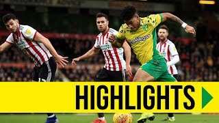HIGHLIGHTS: Norwich City 2-2 Sheffield United