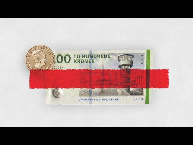 Giver det stadig mening at Danmark har kontanter?